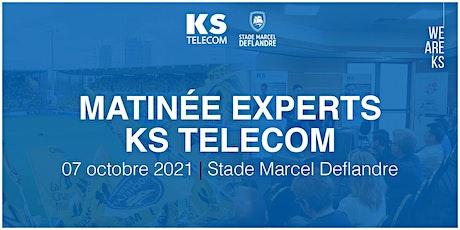 Matinée Experts KS TELECOM •Stade Marcel Deflandre, La Rochelle • 7 oct 21 tickets