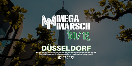 Megamarsch 50/12 Düsseldorf 2022 Tickets