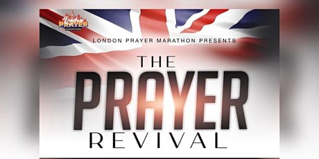 THE PRAYER REVIVAL tickets