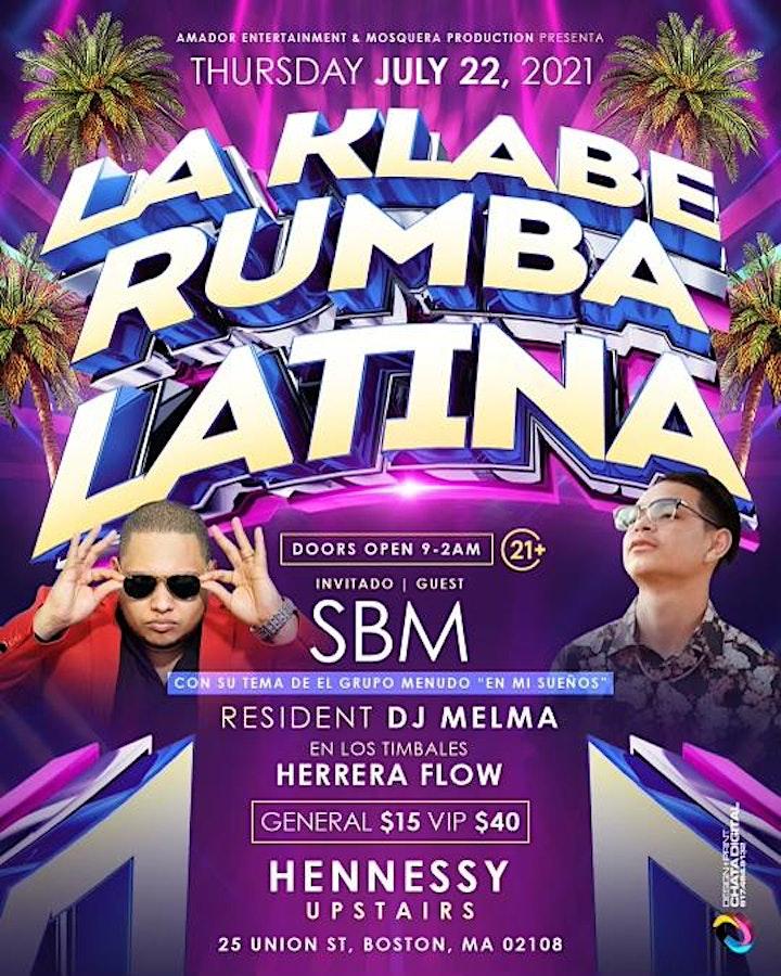 La Klave Rumba Latina image