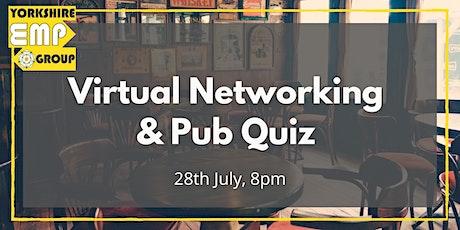 YEMP Virtual Networking & Pub Quiz tickets