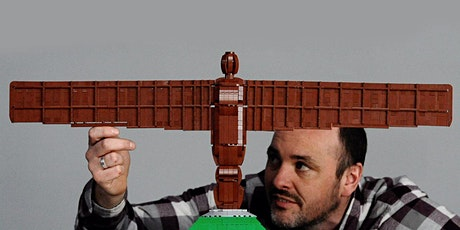 Steve Mayes Presents: Life as a LEGO® architect (Live Stream): tickets