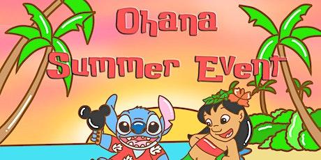 Ohana Summer Event tickets