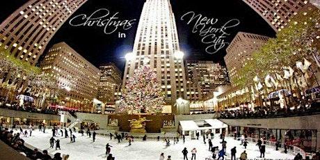 New York City Bus Trip December 4, 2021 from Portsmouth, VA tickets