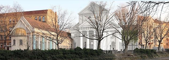Freiluftkino in der Synagoge Fraenkelufer  -  Abend 2 von 5: Bild
