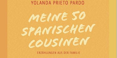 """""""Meine 50 spanischen Cousinen"""" - eine szenische Lesung mit Musik Tickets"""