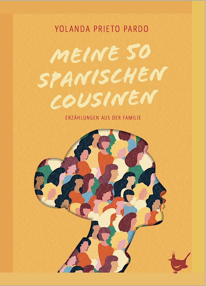 """""""Meine 50 spanischen Cousinen"""" - eine szenische Lesung mit Musik: Bild"""
