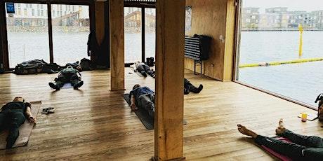 9 ugers morgenyoga i Nordhavn Vinterbadeklub tickets
