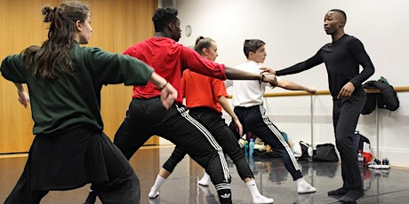 DANCE WORKSHOPS: with Kennedy Muntanga Dance Theatre tickets