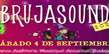 Festival Brujasound 2021 entradas