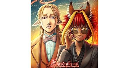 Drawing Manga Characters tickets