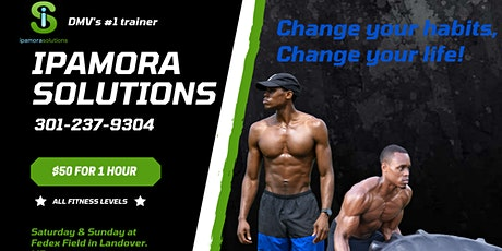 Personal Training Sessions with Master trainer Mark Blackmon! tickets