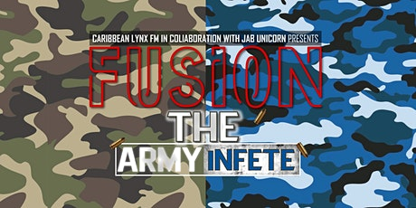 """Fusion """"The Army"""" iNFETE tickets"""