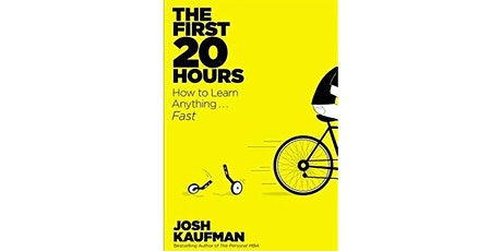 Book Review & Discussion : The First 20 Hours tickets