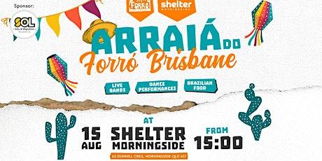 Arraiá do Forro Brisbane tickets