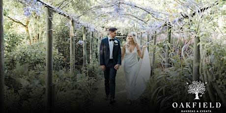 Oakfield Gardens Wedding Fair tickets