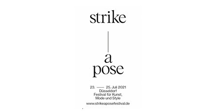 Teil 2: strike a pose Festival – The New Normal: Green Fashion Symposium tickets
