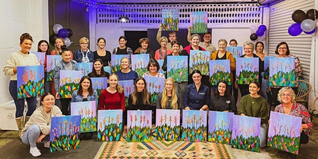 Paint and Sip Class in Gympie - SOLD OUT! tickets