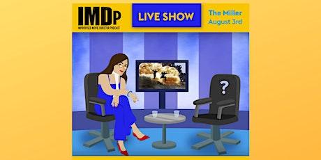 HOOPLA - IMDp: Improvised Movie Director Podcast & Music Box! tickets