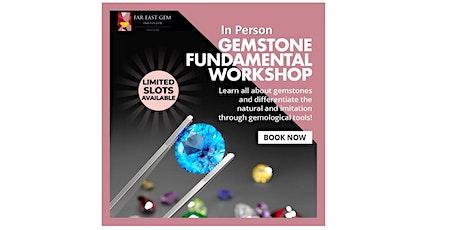 1 Day Gemstone Fundamental Workshop tickets