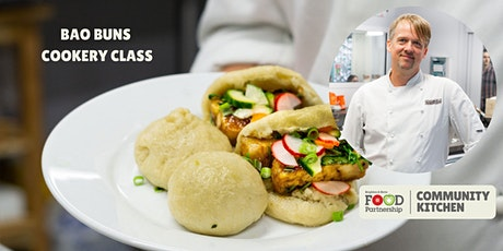 All about Bao Buns with Kitchen Academy (in person) tickets