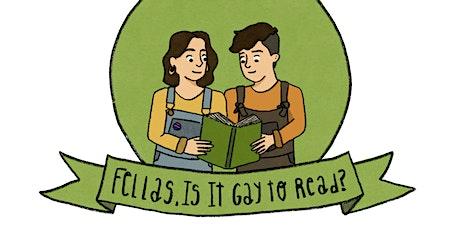 Fellas, is it Gay to Read? Book Club #1 tickets