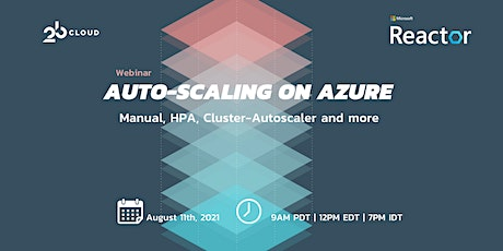Auto-scaling on Azure – Manual, HPA, Cluster-Autoscaler and more tickets