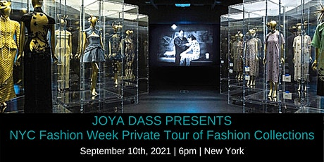 NYC FASHION WEEK: PRIVATE TOUR AT THE METROPOLITAN MUSEUM OF ART tickets