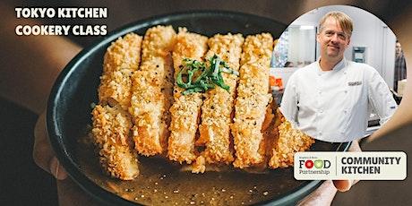 Tokyo Kitchen class with Kitchen Academy (in person) tickets