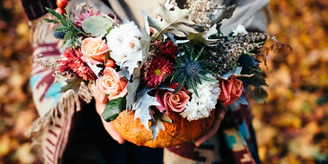 Pumpkins and Prosecco tickets