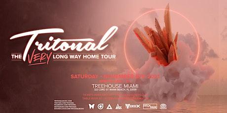 TRITONAL @ Treehouse Miami tickets