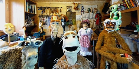 Random Acts of Puppetry - Your Man's Puppets tickets