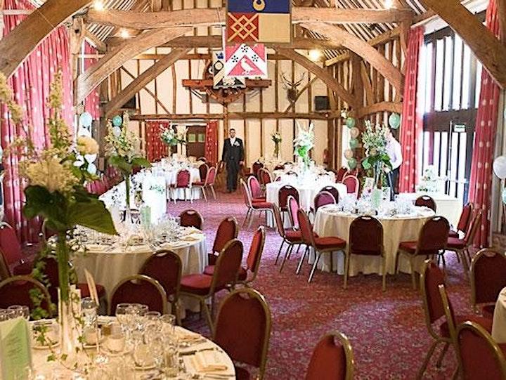 The Luxury Knebworth Wedding Fair image