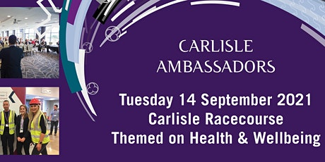 Carlisle Ambassadors' Meeting 14th September 2021 - Carlisle Racecourse tickets