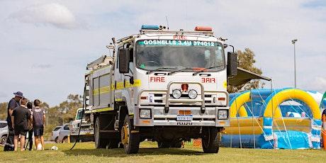 Gosnells Bushfire Brigade Open Day -  Session 1 tickets