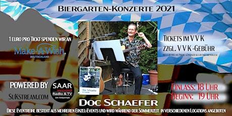 Biergarten-Konzerte 2021 / Kultur Sommer im Saarland billets