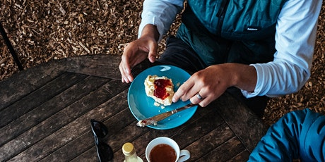 Copy of Cream Tea in the Vicarage Garden tickets