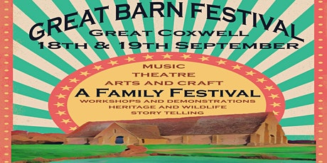 Great Barn Festival 2021 - Grounds Only Day Pass tickets