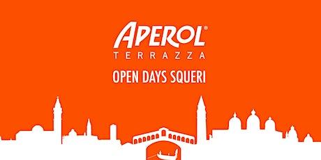 Open Days Squeri tickets