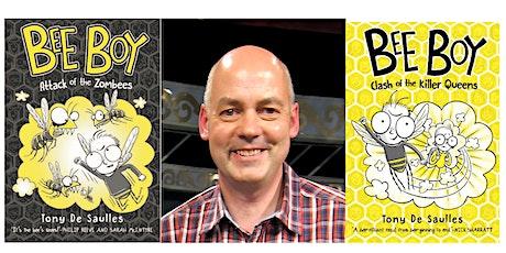 Tony de Saulles Illustrator Workshop tickets