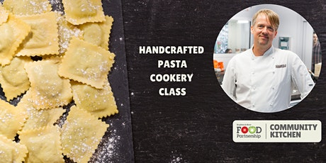 Handcrafted pasta with Jethro from Kitchen Academy (in person) tickets