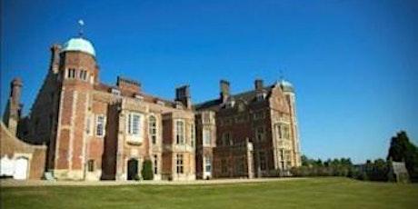 The Madingley Hall Cambridge Wedding Fair tickets