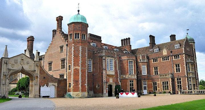 The Madingley Hall Cambridge Wedding Fair image