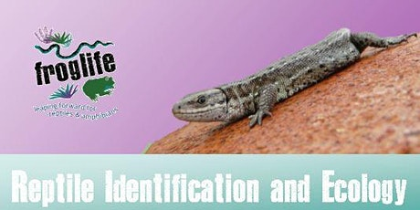 Reptile Identification and Ecology Talk tickets
