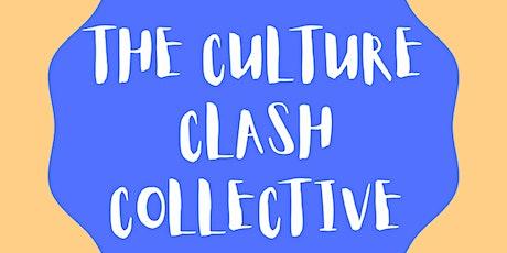 Culture Clash Showcase - online premiere tickets