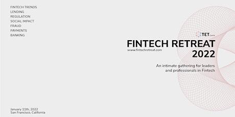 Fintech Retreat 2022 tickets