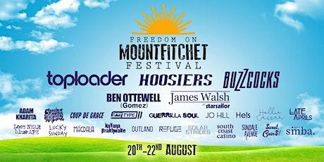 Freedom on Mountfitchet Festival tickets