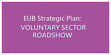 Edinburgh IJB Strategic Plan Refresh: Voluntary Sector Roadshow tickets