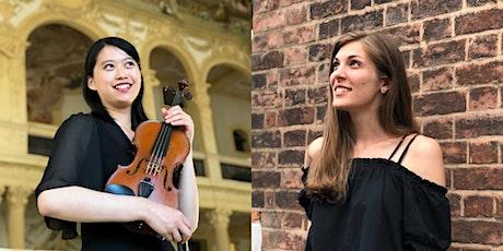 Evening concert: Doris Kuo and Dominika Blatt (violin-piano duo) tickets