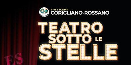 """TEATRO SOTTO LE STELLE - """"DIFETTI PERFETTI"""" biglietti"""